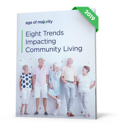 eBook: Eight Trends Impacting Community Living